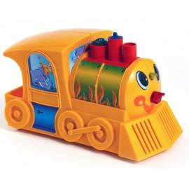 Nebulizador Infantil Chu-Chu-Train SAN-UP 3008 - Envío Gratuito