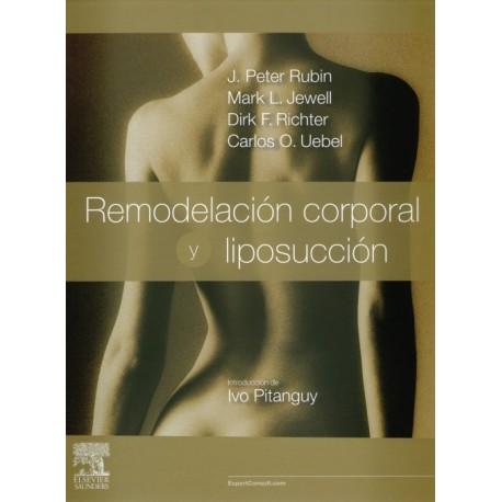 Remodelación corporal y liposucción ELSEVIER - Envío Gratuito