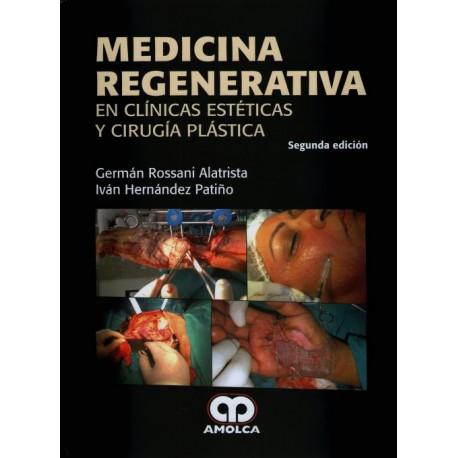 Medicina Regenerativa. En Clínicas Estéticas y Cirugía Plástica Amolca - Envío Gratuito