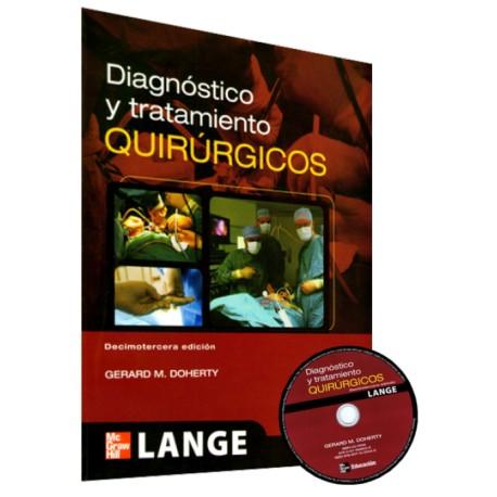 LANGE. Diagnóstico y tratamiento quirúrgicos - Envío Gratuito