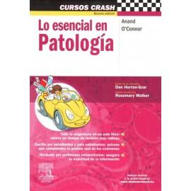 Cursos Crash: Lo esencial en patología - Envío Gratuito