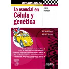 Curso Crash. Lo esencial en célula y genética - Envío Gratuito