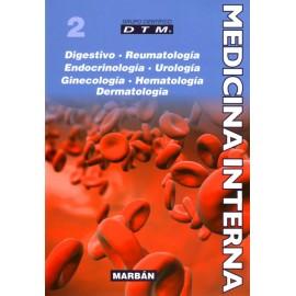 DTM. Medicina Interna 2 - Envío Gratuito