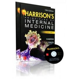 Harrison. Principles of Internal Medicine 2 Volumes - Envío Gratuito
