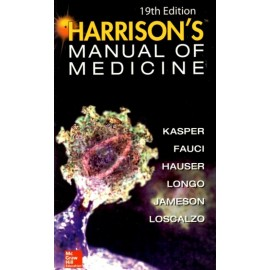 Harrison. Manual of Medicine - Envío Gratuito