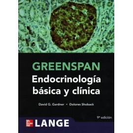 Greenspan. Endocrinología básica y clínica LANGE - Envío Gratuito