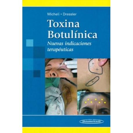 Toxina botulínica nuevas indicaciones terapéuticas Panamericana - Envío Gratuito