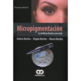 Micropigmentación: La belleza hecha con arte Amolca