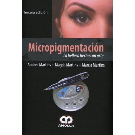 Micropigmentación: La belleza hecha con arte Amolca - Envío Gratuito
