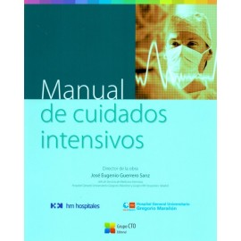 Manual de cuidados intensivos - Envío Gratuito