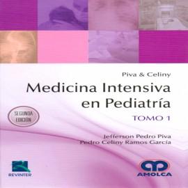 Piva & Celiny. Medicina Intensiva en Pediatría 2 Tomos - Envío Gratuito