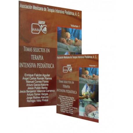 Temas selectos en terapia intensiva pediátrica 2 Volumenes - Envío Gratuito
