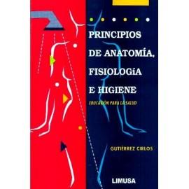 Principios de anatomía fisiología e higiene