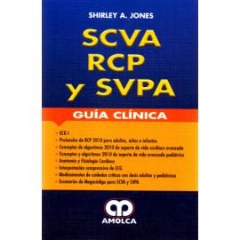 Guía Clínica. SCVA, RCP y SVPA - Envío Gratuito