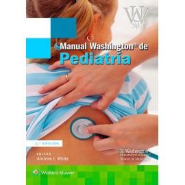 Manual Washington de pediatría - Envío Gratuito