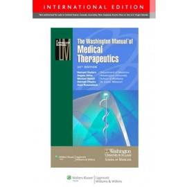 The Washington Manual of Medical Therapeutics