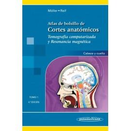 Cortes Anatómicos 1: Cabeza y Cuello - Envío Gratuito