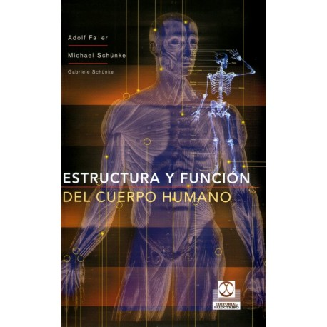 Estructura y función del cuerpo humano Paidotribo - Envío Gratuito