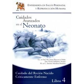 Enfermería en salud perinatal y reproducción humana: Cuidado del recién nacido criticamente enfermo