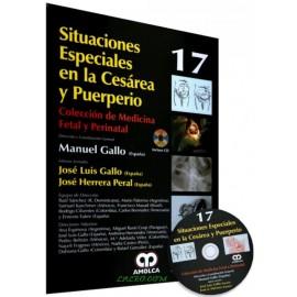 CMFP 17. Situaciones Especiales en la Cesárea y Puerperio - Envío Gratuito
