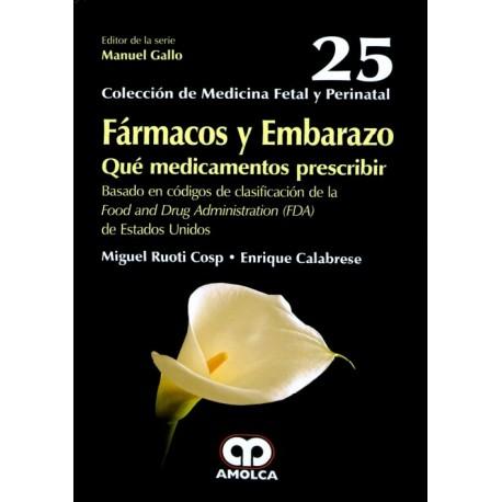 CMFP 25: Fármacos y embarazo - Envío Gratuito