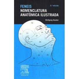Feneis: nomenclatura anatómica ilustrada