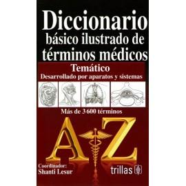 Diccionario básico ilustrado de términos médicos