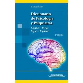 Diccionario de Psicología y Psiquiatría Español-Inglés / Inglés-Español - Envío Gratuito