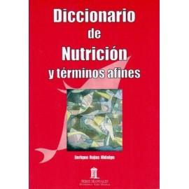 Diccionario de nutrición y términos afines