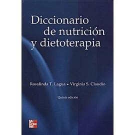 Diccionario de nutrición y dietoterapia