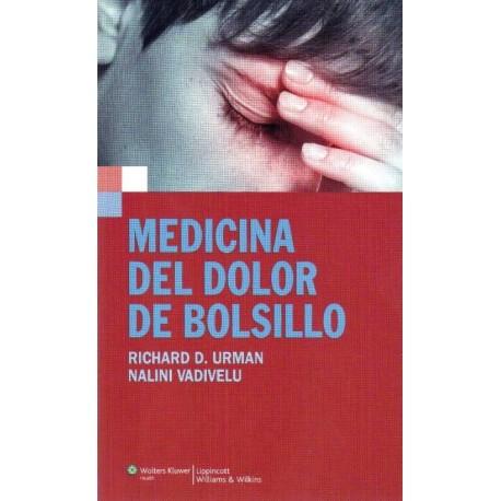 Medicina del dolor de bolsillo - Envío Gratuito