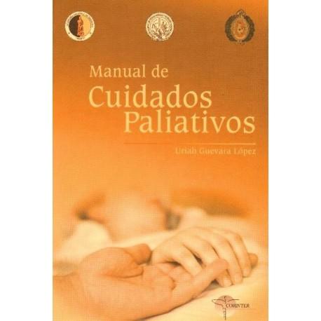 Manual de cuidados paliativos - Envío Gratuito
