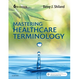 Mastering Healthcare Terminology - E-Book (ebook)