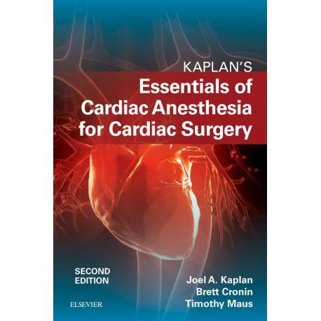 Kaplan?s Essentials of Cardiac Anesthesia E-Book (ebook) - Envío Gratuito