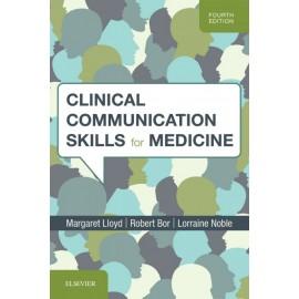 Clinical Communication Skills for Medicine (ebook)