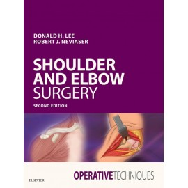 Operative Techniques: Shoulder and Elbow Surgery E-Book (ebook)