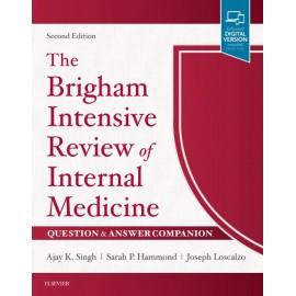 The Brigham Intensive Review of Internal Medicine Question & Answer Companion E-Book (ebook)