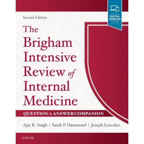 The Brigham Intensive Review of Internal Medicine Question & Answer Companion E-Book (ebook) - Envío Gratuito