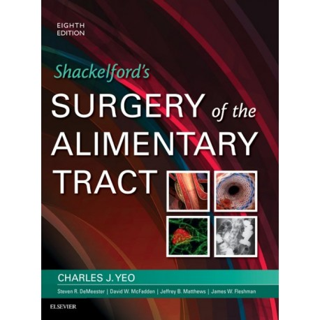 Shackelford's Surgery of the Alimentary Tract, E-Book (ebook) - Envío Gratuito
