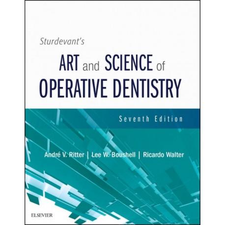 Sturdevant's Art & Science of Operative Dentistry - E-Book (ebook) - Envío Gratuito