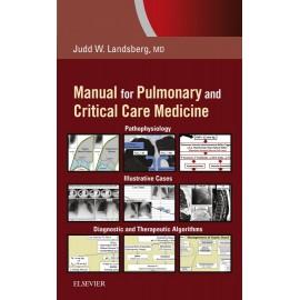 Manual for Pulmonary and Critical Care Medicine E-Book (ebook)