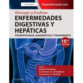 Sleisenger y Fordtran. Enfermedades digestivas y hepáticas + ExpertConsult (ebook)