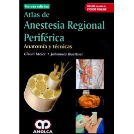 Atlas de Anestesia Regional Periférica Anatomía y técnicas - Envío Gratuito