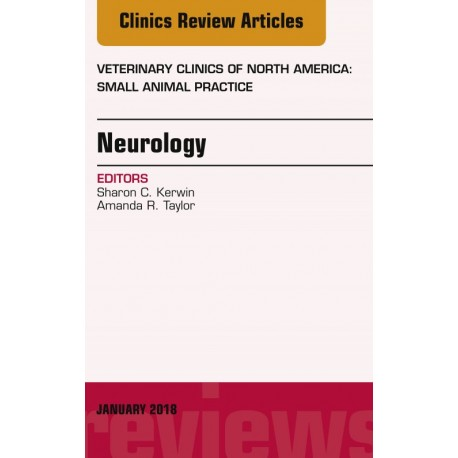 Neurology, An Issue of Veterinary Clinics of North America: Small Animal Practice, E-Book (ebook) - Envío Gratuito