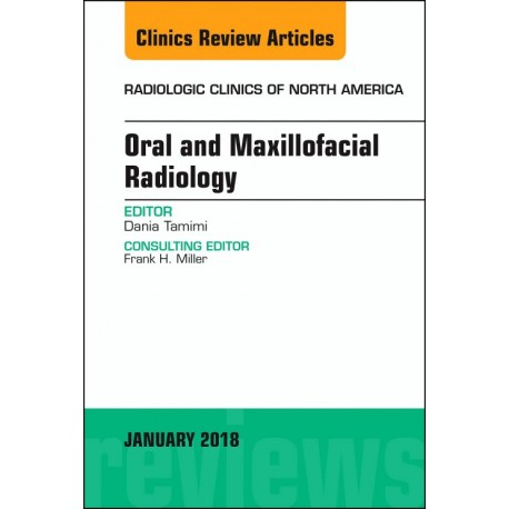 Oral and Maxillofacial Radiology, An Issue of Radiologic Clinics of North America, E-Book (ebook) - Envío Gratuito