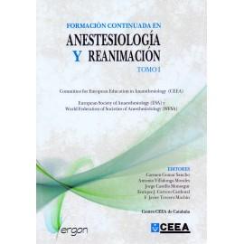 Formación continuada en anestesiología y reanimación 2 tomos - Envío Gratuito