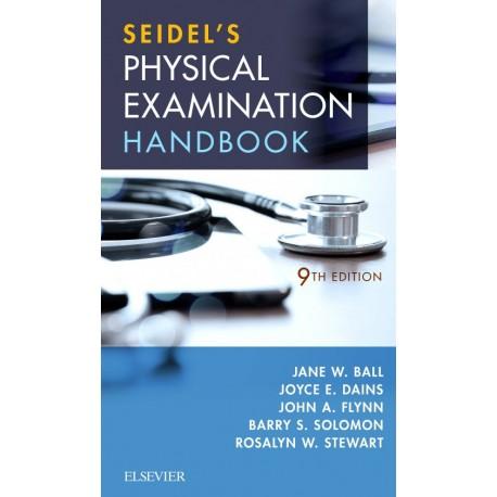 Seidel's Physical Examination Handbook - E-Book (ebook) - Envío Gratuito