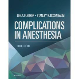 Complications in Anesthesia E-Book (ebook)