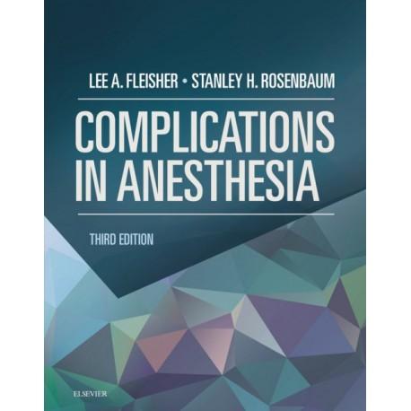 Complications in Anesthesia E-Book (ebook) - Envío Gratuito