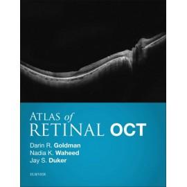 Atlas of Retinal OCT E-Book (ebook)